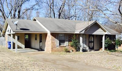 Horn Lake Single Family Home For Sale: 3280 Greenway Dr