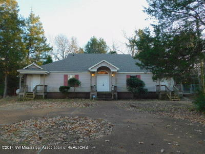 Marshall County Single Family Home For Sale: 166 Melissa