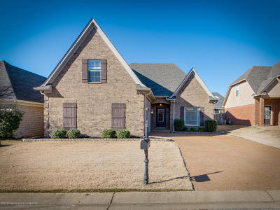 Southaven Single Family Home For Sale: 4301 Markston Drive