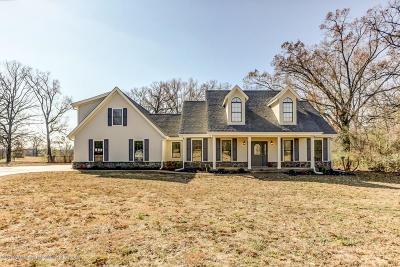 Hernando Single Family Home For Sale: 2161 Bright Road
