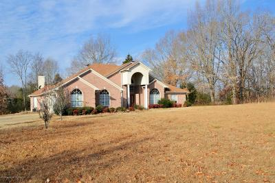 Desoto County Single Family Home For Sale: 1425 S Craft Road