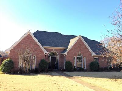 Desoto County Single Family Home For Sale: 6211 Berkshire Circle