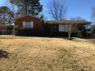 Southaven Single Family Home For Sale: 8861 Yorktown
