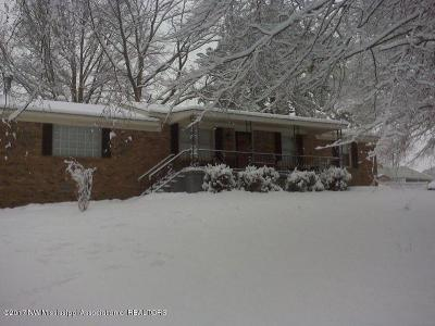Olive Branch Single Family Home For Sale: 6203 Blocker