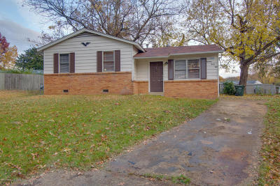Southaven Single Family Home For Sale: 1998 Poole Cove