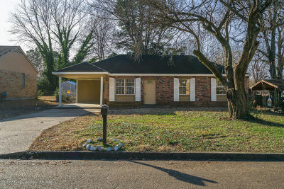 Southaven Single Family Home For Sale: 1777 Springfield Cv.