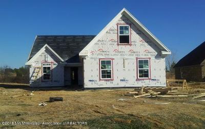 Horn Lake Single Family Home For Sale: 4624 Boxwood Lane