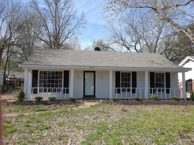 Southaven Single Family Home For Sale: 1569 Hickory Drive