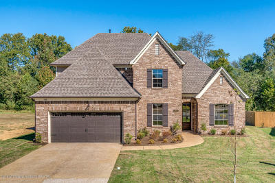 Southaven MS Single Family Home For Sale: $268,000