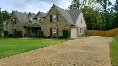 Hernando MS Single Family Home For Sale: $349,900