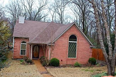 Southaven MS Single Family Home For Sale: $171,500