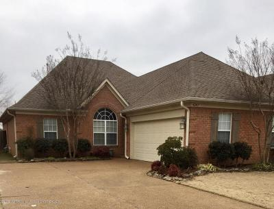 Southaven MS Single Family Home For Sale: $193,000