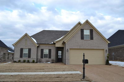 Southaven MS Single Family Home For Sale: $184,900