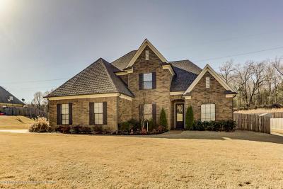 Hernando MS Single Family Home For Sale: $277,900