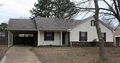 Horn Lake Single Family Home For Sale: 1925 Ingleside
