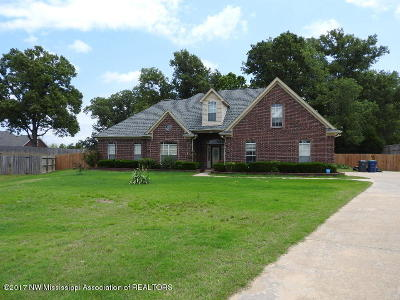 Hernando Single Family Home For Sale: 1830 Cashion Cove