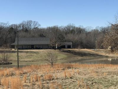 Tate County Single Family Home For Sale: 9368 Brownsferry