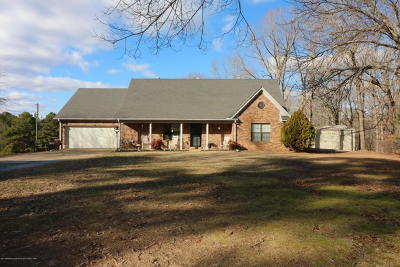 Lafayette County Single Family Home For Sale: 92 County Road 519