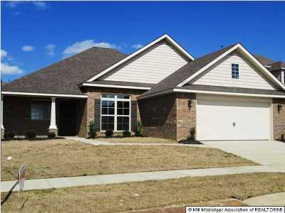 Southaven Single Family Home For Sale: 1929 Central Ridge Drive