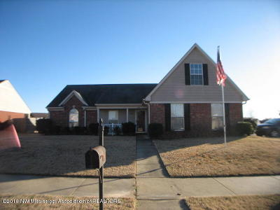 Southaven Single Family Home For Sale: 1795 Central Trails Drive