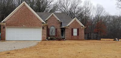 Byhalia Single Family Home For Sale: 2207 Deer Creek Road
