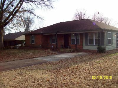 Southaven Single Family Home For Sale: 8049 W Southaven Circle