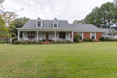 Olive Branch Single Family Home For Sale: 3396 Evergreen Drive