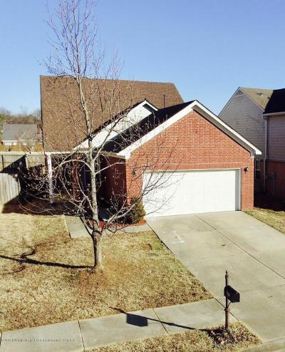 Olive Branch Single Family Home For Sale: 7350 Green Ash Drive