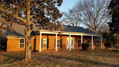 Walls Single Family Home For Sale: 6930 Poplar Corner