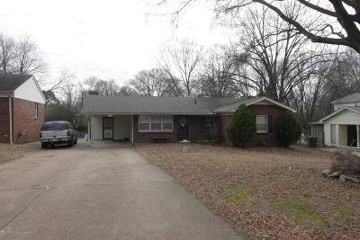 Southaven Single Family Home For Sale: 1355 Moss Point Drive