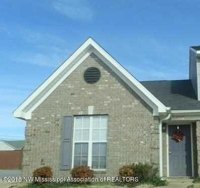 Horn Lake Single Family Home For Sale: 3748 Conductors Way