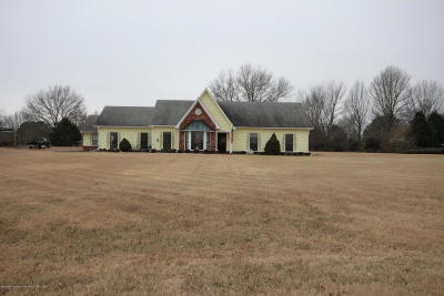 Southaven Single Family Home For Sale: 8895 Oakwood Lane