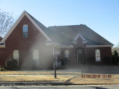 Hernando Single Family Home For Sale: 1239 E Cross Creek Drive