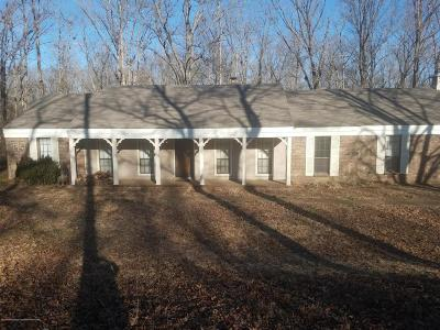Olive Branch Single Family Home For Sale: 6200 Northwood Dr.