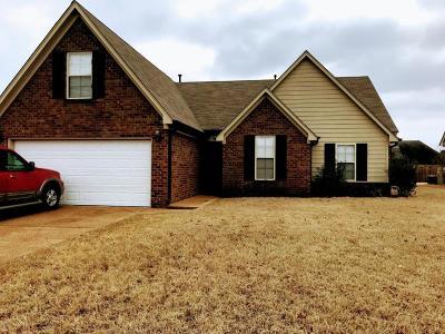 Hernando Single Family Home For Sale: 373 S Vaiden Ridge