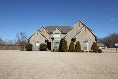Hernando MS Single Family Home For Sale: $343,000