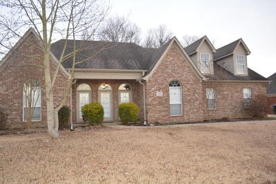 Hernando Single Family Home For Sale: 1693 Mason Drive