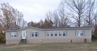 Marshall County Single Family Home For Sale: 906 N Watson Desoto Road