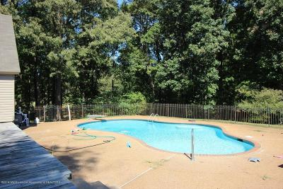 Horn Lake Single Family Home For Sale: 4302 Red Oaks Drive