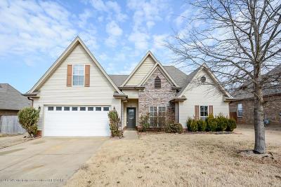 Horn Lake Single Family Home For Sale