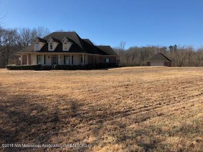 Olive Branch Single Family Home For Sale: 9081 Plantation Oaks Drive