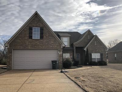 Tate County Single Family Home For Sale: 323 Cardinal Lane