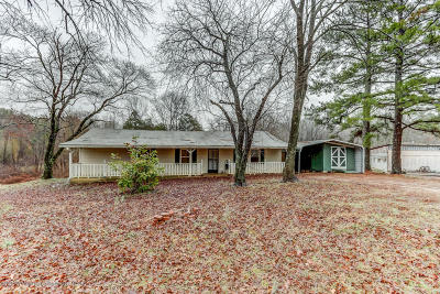 Hernando Single Family Home For Sale: 2574 Jaybird Road