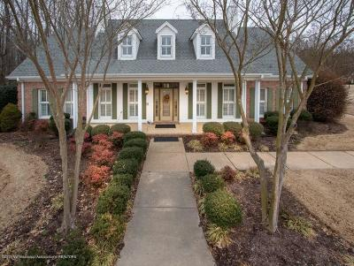 Olive Branch Single Family Home For Sale: 6100 Autumn Oaks Drive