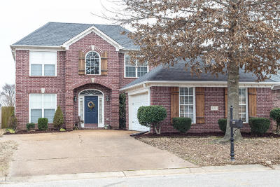 Olive Branch Single Family Home For Sale: 4957 Graham Lake Drive