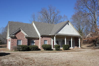 Marshall County Single Family Home For Sale: 130 Oak Grove Cove