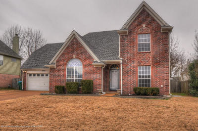 Olive Branch Single Family Home For Sale: 7235 Fox Creek Drive