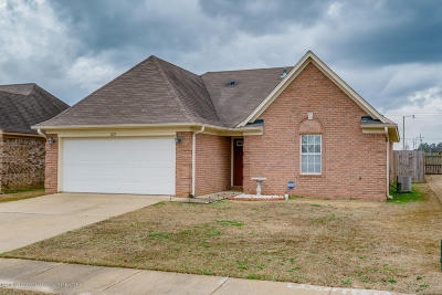 Horn Lake Single Family Home For Sale: 7185 Durango Drive