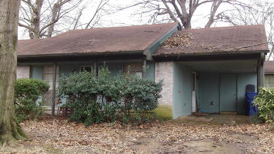 Horn Lake Single Family Home For Sale: 6885 Camelot Drive