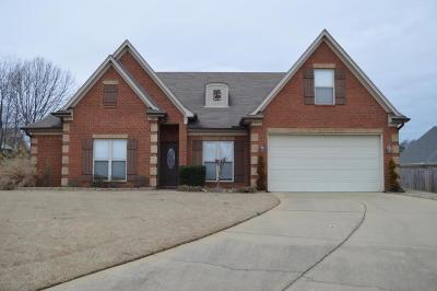 Hernando Single Family Home For Sale: 1451 N Hernando Pointe Cove